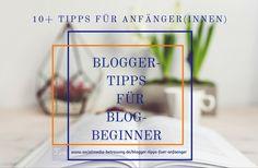 Jeder noch so große Blogger hat irgendwann mal ganz klein angefangen! Ein Blog-Anfang ist der Beginn von einem neuen aufregendem Leben!