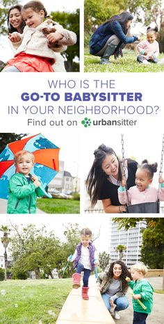 There are trusted babysitters around your neighborhood and now you can find them with UrbanSitter. Sign up for free and see sitters recommended by parents at your child's school. You can also search for parent recommendations from groups like Music Together or your local moms or dads group. Find everything from the occasional babysitter for a last-minute date night or backup care to a full-time nanny when you go back to work. Whatever your childcare need, UrbanSitter has you covered!