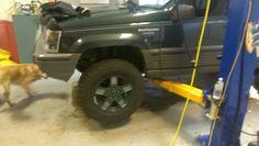 Jeep wheels 12