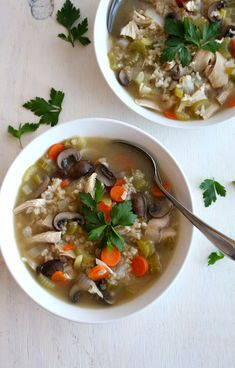 There are several reason you need to make this soup. 1. It is DE-licious. 2. It is warm, cozy and feels like a hug in a bowl. 3. It is cold and flu season, and chicken soup is the miracle food that will cure all ailments. Okay, maybe not cure all, but it does wonders… Read More