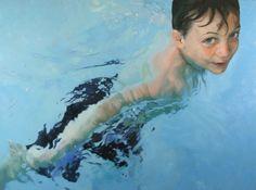Pintura hiperrealista, Alyssa Monks