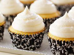 Receta Cupcakes de vainilla en casaclubtv.com