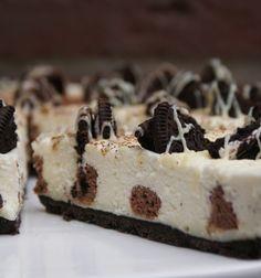 Oreo taart deluxe