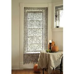 84-Inch Creepy Crawly Window/Door Curtain Panel - BedBathandBeyond.com