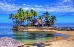 """HA! This is the main City. Suva, Fiji.I wish every """"CITY"""" looked like this."""