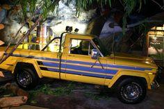 1982 Jeep Pickup From Movie Twister Jeep Pickup Jeep Old Jeep