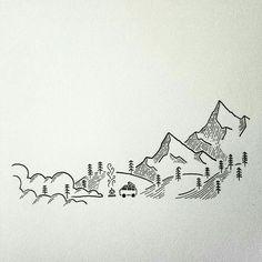 tiny landscape