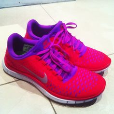 My next running shoes ❤❤ must find these - if anybody knows where to find these please comment below. Thanks - :)