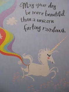 The Progressive Parent: Wordless Wednesday: Unicorn Radness