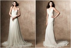 Romantic Wedding Gowns by Samuelle Couture - Bajan Wed : Bajan Wed