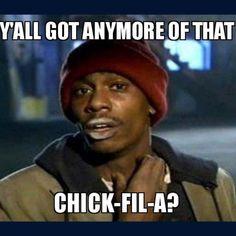 got anymore of that chick-fil-a meme