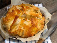 La Tourtiere, Snack Recipes, Snacks, Feta, Chips, Apples, Savoury Tarts, Sweet Pie, Drizzle Cake