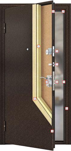 #TOREX #Super #Delta - Входные стальные двери от производителя