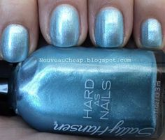 Sally Hansen Frozen Solid $2.  [Buy Frozen Solid and Ice Queen as a set for $3]