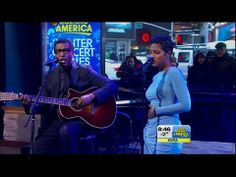 """▶ Toni Braxton & Babyface Perform """"Where Did We Go Wrong"""" on Good Morning America 