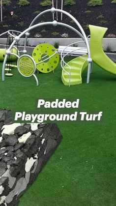 Playground Mats, Preschool Playground, Playground Flooring, Outdoor Playground, Outdoor Play Areas, Summer Activities For Kids, Recycled Materials, Grass, Recycling