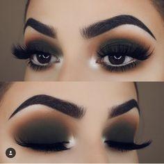 6 Awesome Eye Makeup Tips for You to Try! - Eye Make-up - Makeup Matte Eye Makeup, Eye Makeup Tips, Makeup Goals, Makeup Inspo, Eyeshadow Makeup, Makeup Hacks, Makeup Products, Makeup Inspiration, Makeup Ideas