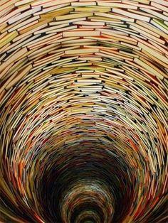 Los libros en la Biblioteca de la Ciudad