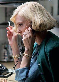 #CateBlanchett as Carol Aird in 2015 film #Carol