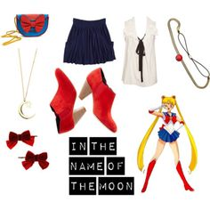 Senshi Style #1: Sailor Moon  Reminds me of Taylor Styles...