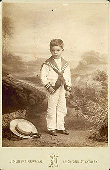 Sailor suit - Wikipedia, the free encyclopedia