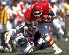 Christian Okoye, Kansas City Chiefs