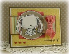 Card by Jeanie Witmer.  Stacey Yacula Studio stamps from Purple Onion Designs.