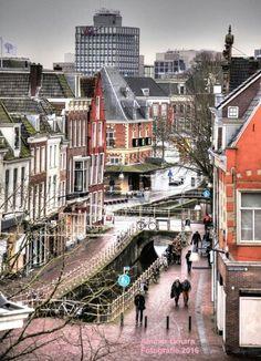 Ljouwert / Liwwaden / Lienward / Leeuwarden -Naauw
