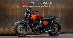 Custom Bikes Of The Week