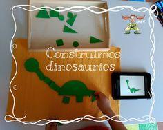 Súper PT: Construimos dinosaurios...