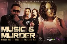 "MOMS, Motherstucker has a favorite new #GuiltyPleasure! ""Music & Murder"" starring Nisey Kamai, Jennifer Ansari, & Monesha Clark is available on Amazon & available NOW to watch on supported devices (Android phone or tablet, ios phone or tablet, fire tablet, game console, Smart TV or Blu Ray Player, Streaming Media Player, Fire Tv or Fire TV Stick) - Join me & get hooked on the suspense & mystery!  #Amazon"
