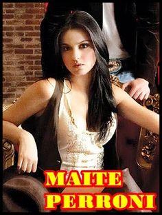 Elessandro De Almeida: MAITE PERRONI NO BRASIL...ACESSO MTV