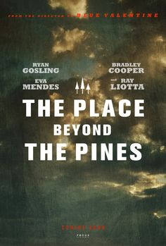a place beyond the pines poster - Google Search