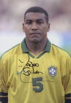 Mauro Silva--Brazil