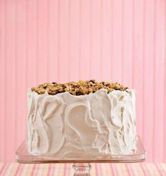 This luscious layer cake—the official state cake of Alabama—is filled with fruits, nuts and bourbon,... - Mom.me