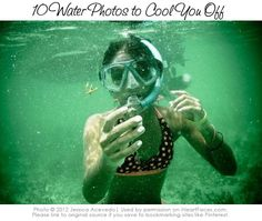 Cool Off This Summer with 10 Fun Water Images! - http://www.iheartfaces.com/2013/07/water-photography-ideas/