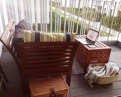#mysuntrap Outdoor Chairs, Outdoor Furniture Sets, Outdoor Decor, Life, Home Decor, Decoration Home, Room Decor, Garden Chairs, Home Interior Design