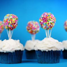 Up! Cupcakes!