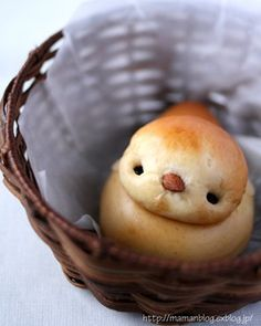 little bread bird, i like little birds and i like bread!