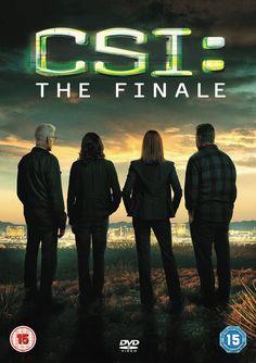 19,95e CSI: Las Vegas - The Finale (Import)
