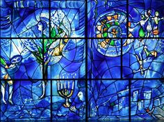 Marc Chagall: America Windows. A Stained Glass Exhibition at The Art Institute of Chicago. (2010) by Gustavo Thomas, via Flickr
