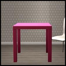 Mod The Sims - IKEA Dining Tables