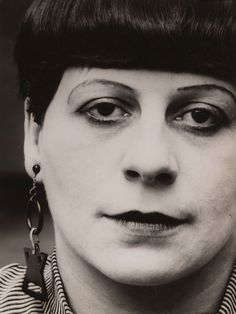 Florence Henri, 1927 by Lucia Moholy