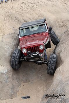 Rock Crawling Rocks!
