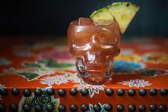 Jungle Bird cocktail recipe | Photo: Daniel Krieger |  rum, Campari, lime juice, simple syrup, pineapple juice