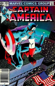 Cover for Capitan America & i Vendicatori (Edizioni Star Comics, 1990 series) Marvel Comics Art, Marvel Comic Universe, Marvel Comic Books, Comic Book Heroes, Comic Books Art, Comic Art, Book Art, Star Comics, Captain America Comic Books