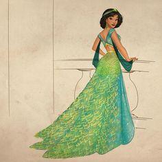 Jasmine by pinkestdreamer