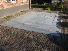Pavement, Terrace, Garden Design, Pergola, Sidewalk, Exterior, Patio, Gardening, Gardens