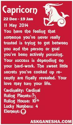 capricorn love horoscope march 10