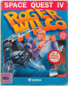 Space Quest IV (Amiga)